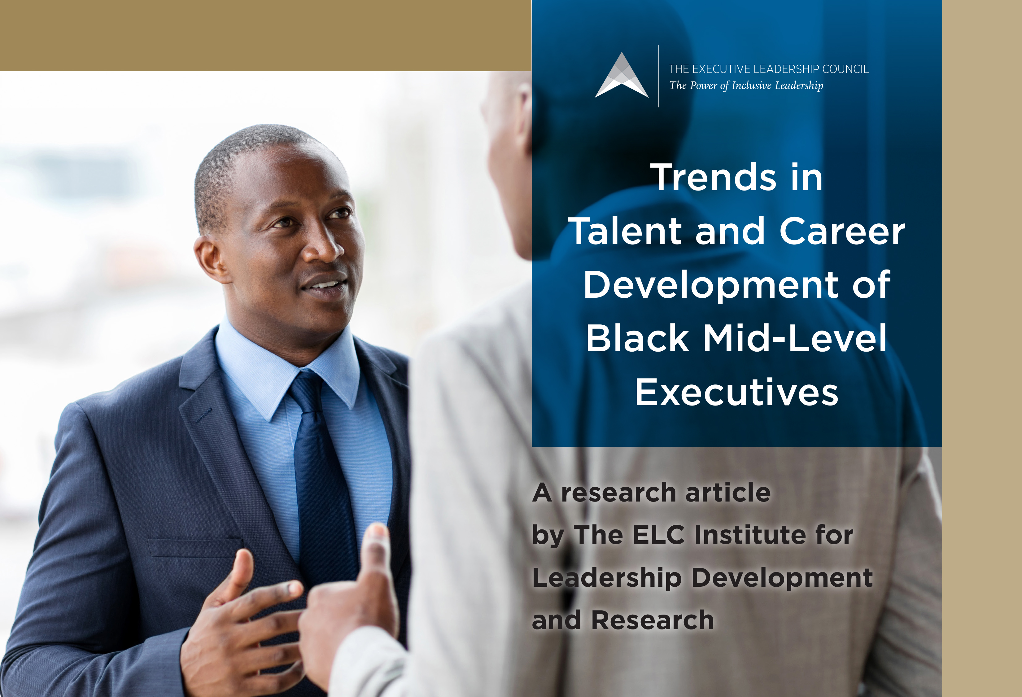 Trends in Talent and Career Development of Black Mid-Level Executives
